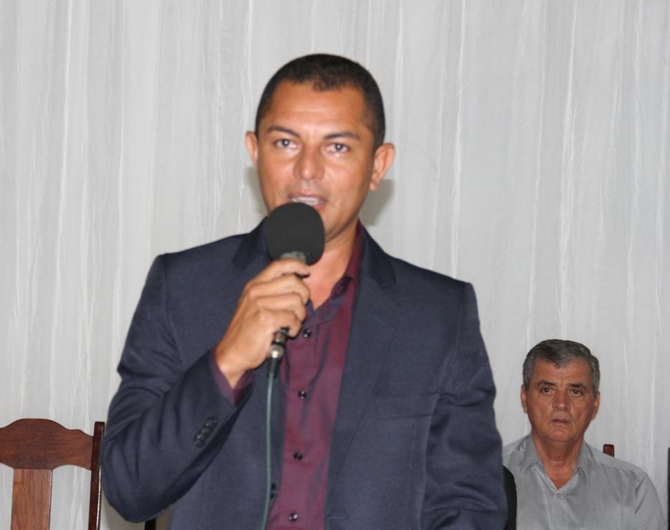 Vereadoro Evaldo Seledor