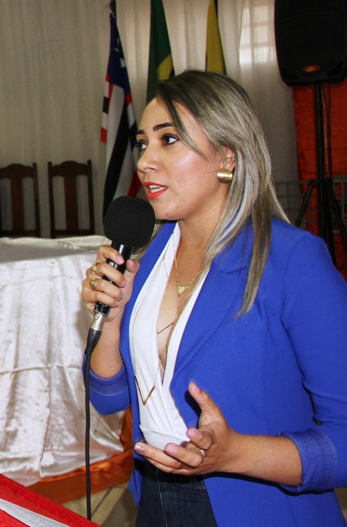 Vereadora Suelany Santos