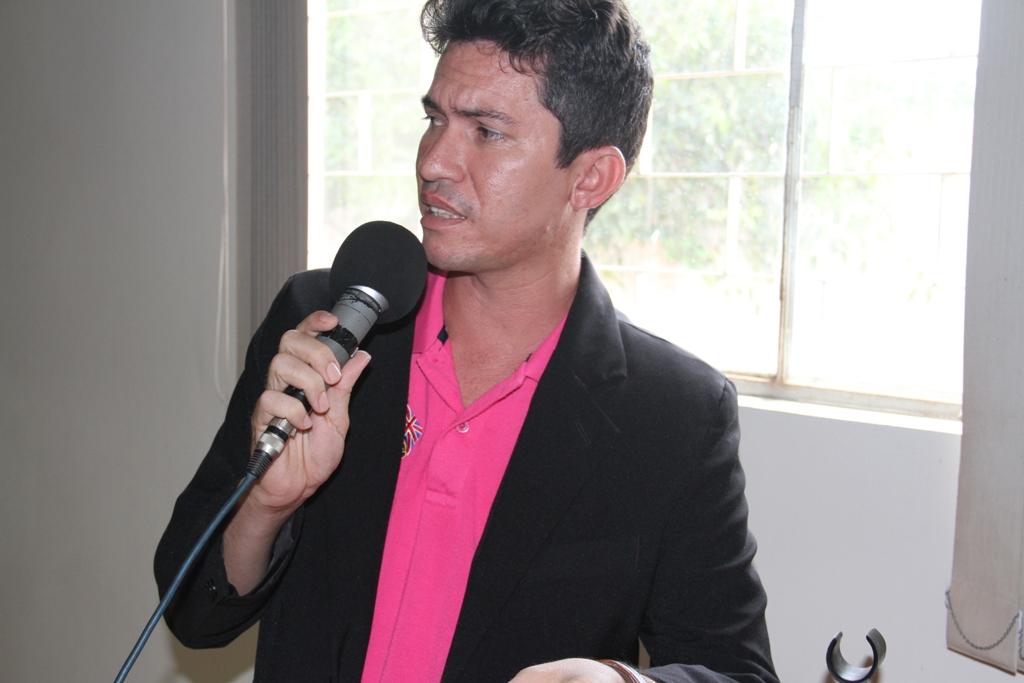 Vereador Roni Marcelino