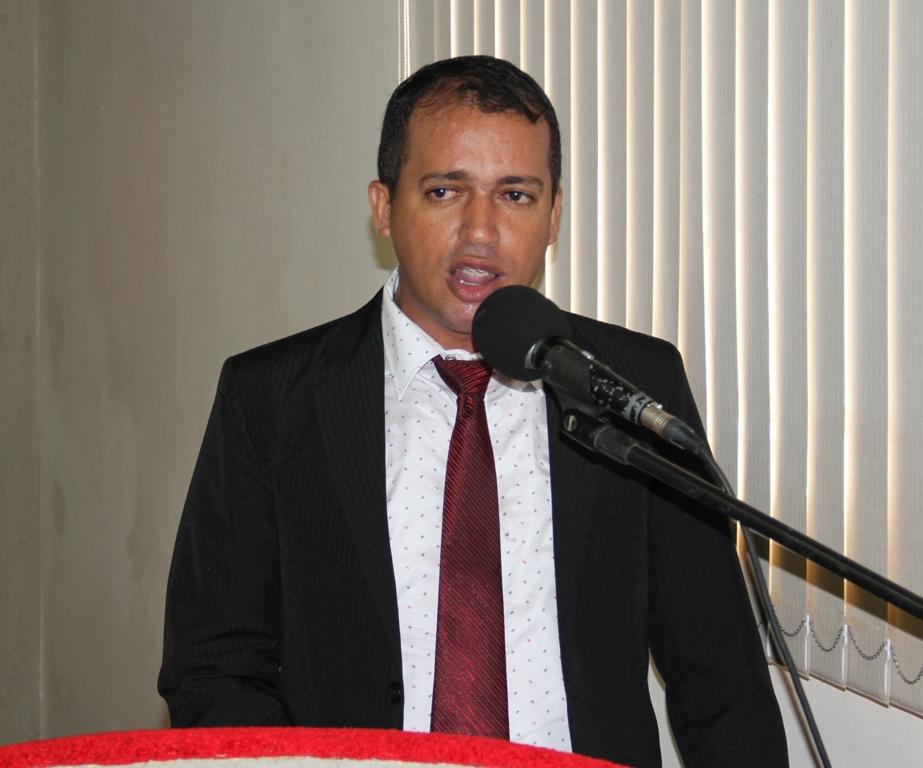 Vereador Marcones Silva