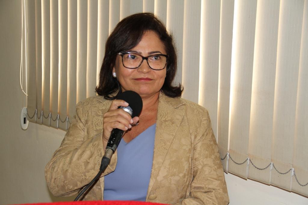 Vereadora Roselia Menezes