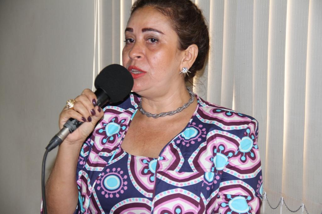 Vereadora Val Mota